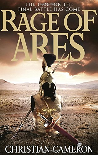 book cover of Rage of Ares