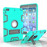Best Case Kickstands For Apple IPads - iPad Mini 1/2/3 Case Heavy Duty Rugged Shockproof Review