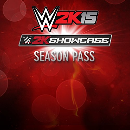 WWE 2K15 Season Pass - PS4 [Digital (Wwe 2k15 Ps4 Game)