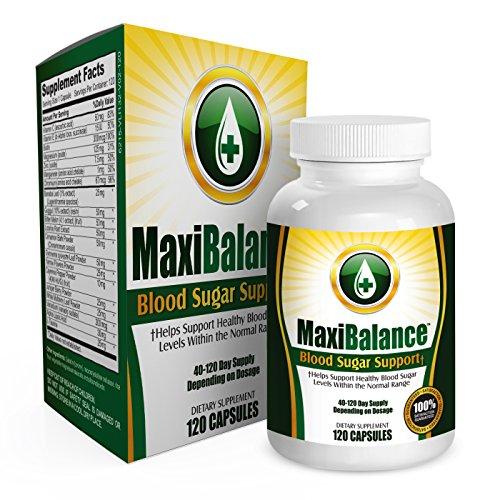 Maxi Balance Supplement Capsules Supplements Nutrients