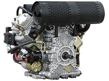 Enfría el aire rotek 2-Cilindro-V 4-reloj 870ccm motor de diesel, ED4 - 2V-0870H-E-Q2: Amazon.es: Bricolaje y herramientas