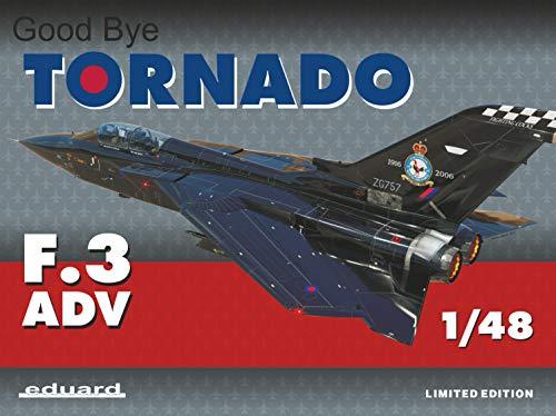 Eduardo 1/48 Limited Edition Tornado F.3 ADV Plastic Model / EDU11126 1:48 Eduard Tornado F.3 ADV 'Goodbye Tornado' [Model Building KIT]
