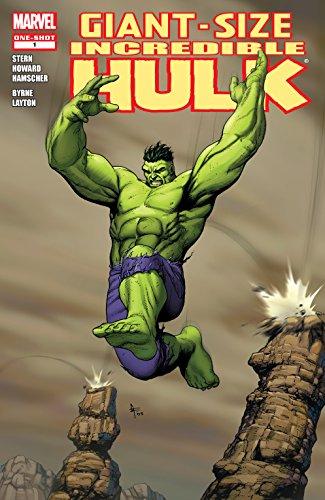 Giant-Size Incredible Hulk (2008) #1