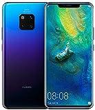 Huawei Mate 20 Pro 128GB LYA-L0C GSM Unlocked Phone w/ Triple Camera 40MP + 8MP + 20MP - Twilight
