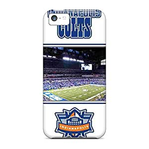 Perfect Hard Cell-phone Case For Iphone 5c (OmN4008aSfx) Customized HD Indianapolis Colts Pattern