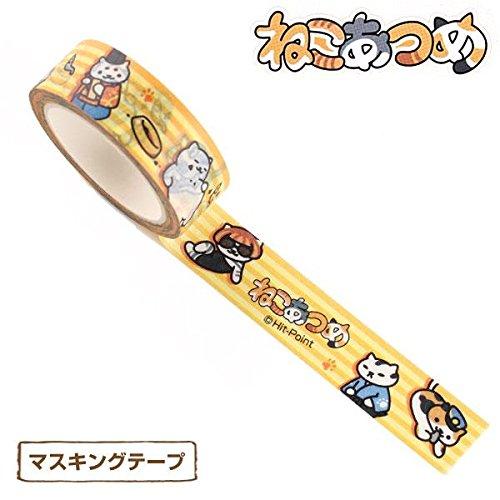 Price comparison product image Neko Atsume Decorative Tape (Border)