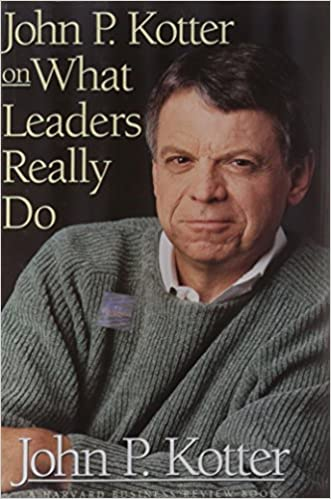 John P Kotter Management Vs Leadership Essay - image 5