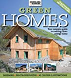 Homebuilding and Renovating Book of Green Homes: How to Build Your Own Sustainable House Including Renewables, Recycling and Insulation (Homebuilding & Renovating Mag)