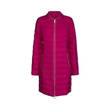 Amazon.com  ILSE JACOBSEN Warm Pink Air06 Light Down Coat  Clothing ed341b21d0