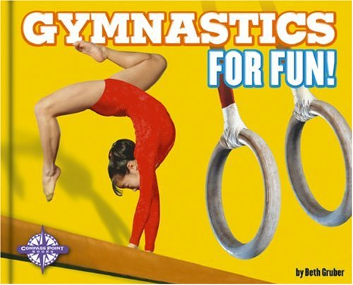 Gymnastics for Fun! (For Fun!: Sports) by Compass Point Books (Image #1)