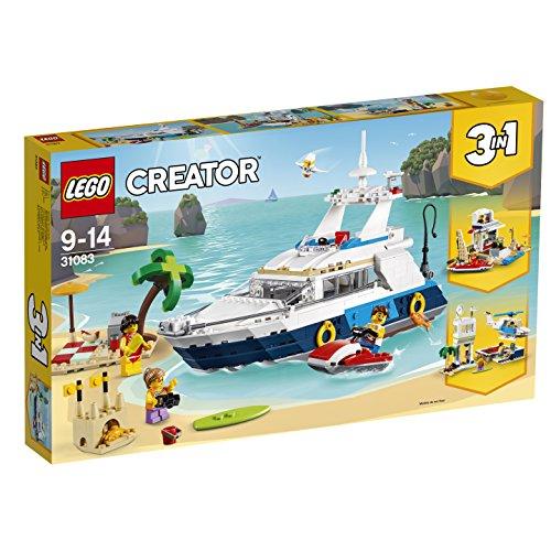 [해외] 레고(LEGO)creator 어드벤쳐 크루즈 31083