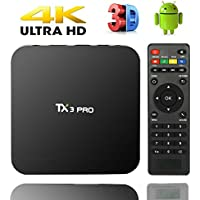 Andriod Box,MaQue TX3 Pro Android 6.0 TV Box Amlogic S905X Quad core Set top box 1G 8G WIFI Bluetooth Smart 4K TV Box Media Player