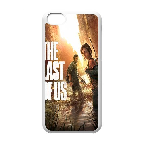 Life margin The Last of Us phone Case For iPhone 5C G87KH3275
