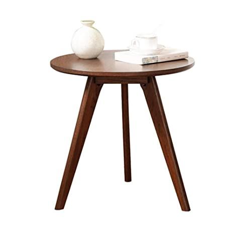 buy online e7cd6 6af74 Amazon.com: Jcnfa-Tables Side Table, Small Round Table ...