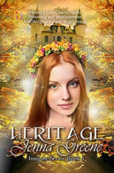 Heritage (Imagine Book 3) by [Greene, Jenna]