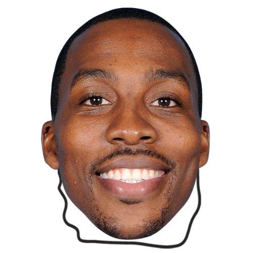 NBA Los Angeles Lakers Dwight Howard Player Face Mask