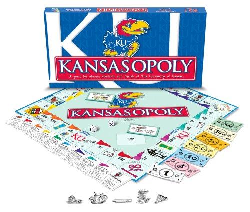 Late for the Sky University of Kansas - Kansasopoly