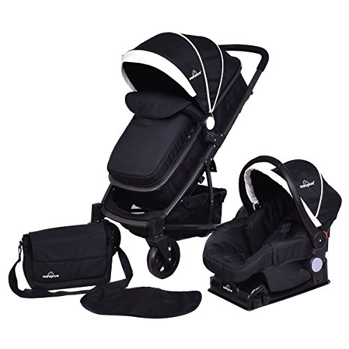 3 In One Car Seat Stroller - 6