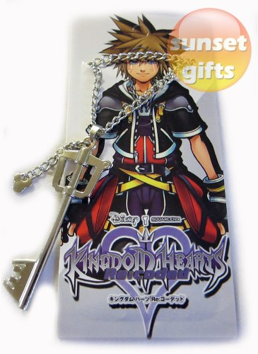 Kingdom Hearts Sora Keyblade Necklace by SUNSET GIFTS