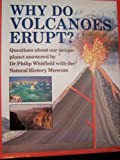 Why Do Volcanoes Erupt?, Philip Whitfield, 0670833851