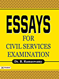 Essays for Civil Services Examination