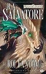 Les Royaumes Oubliés - Transitions, tome 3 : Le roi fantôme par Salvatore
