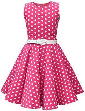 BlackButterfly Kids Zoey Vintage Clarity 50s Girls Dress