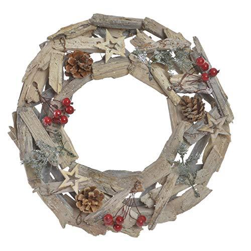 Centro de Mesa/Guirnalda de Navidad, Ideal para Decoración ...