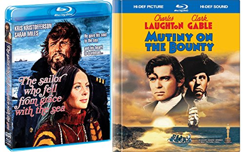 Captains of the Seal Blu-Ray Bundle: The Sailor Who Fell From Grace With the Seal & Mutiny on the Bounty [1935] (Blu-ray Digibook) 2-Movie Set