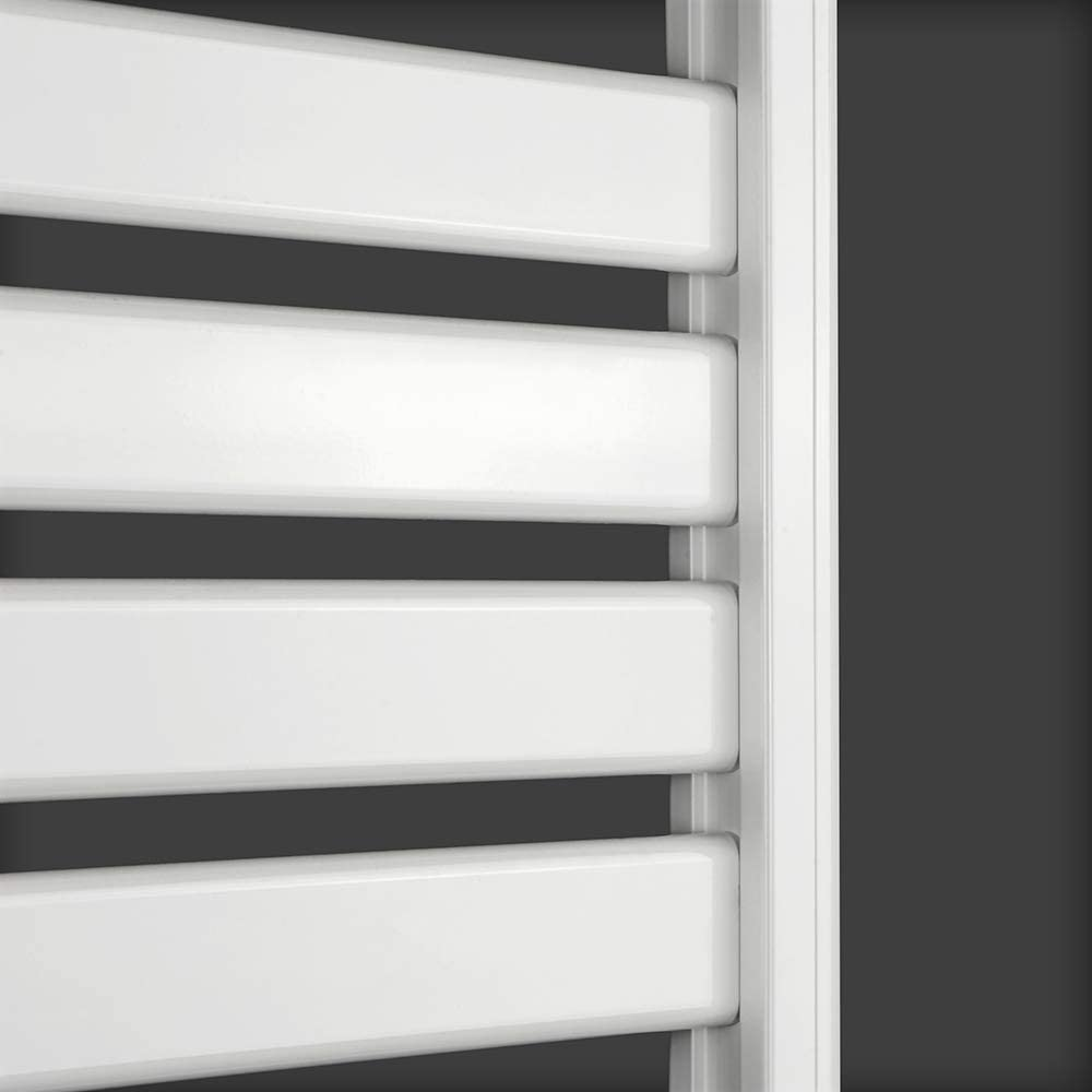 minuterie faible consommation Homely DRY 500 Radiateur s/èche-serviettes double fonction moderne affichage chauffe et s/èche les serviettes de bain. GRIDINLUX