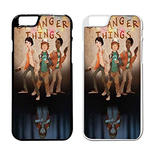Stranger Things 9 Cover iPhone Case Cover iPhone 6 Plus Case or Cover iPhone 6S Plus Black Rubber X6N8MWK