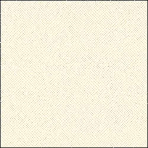 Bazzill Cream Puff 12x12 Textured Cardstock | 80 lb Off-White Colored Scrapbook Paper | Premium Card Making and Paper Crafting Supplies | 25 Sheets per Pack ()