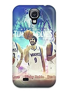 Andrew Cardin's Shop New Style minnesota timberwolves nba basketball (4) NBA Sports & Colleges colorful Samsung Galaxy S4 cases