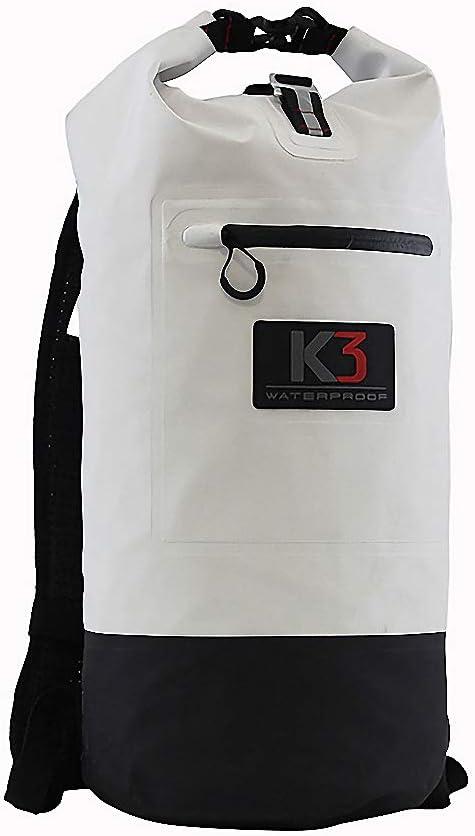 K3 Surge Waterproof Dry Bag Outdoor Backpack 20 Liter