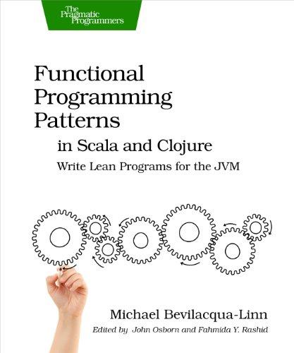 Functional Programming Patterns in Scala and Clojure: Write Lean Programs for the JVM por Michael Bevilacqua-Linn