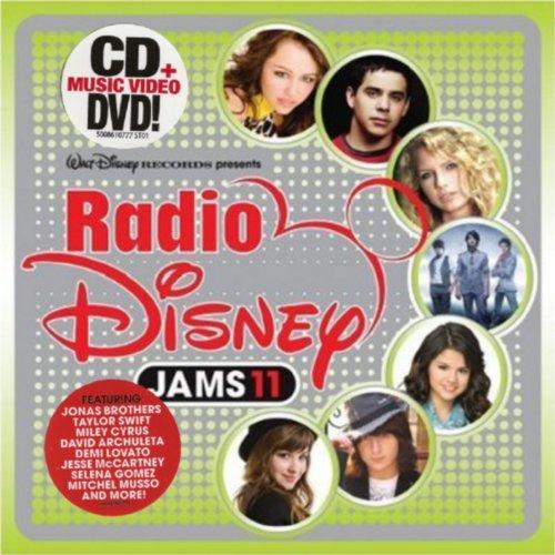 - Radio Disney Jams 11 (Exclusive Edition: CD + DVD)