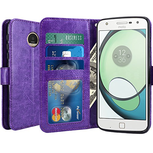 LK Luxury Leather Protective Motorola