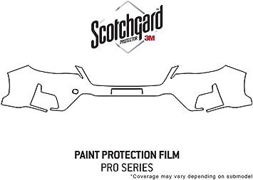 3M Scotchgard Paint Protection Film Clear Pre-Cut Fits 2013 2014 2015 Subaru XV