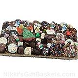 Extra Large Basket of Handmade Holiday Chocolates