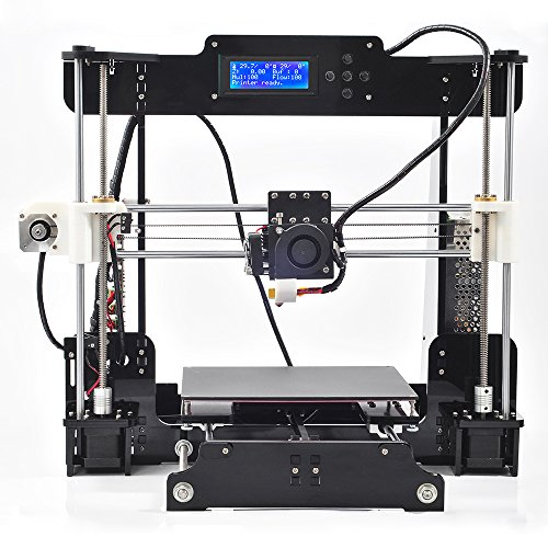 Loee 3D Desktop Printer Prusa i3 DIY High Accuracy CNC Self Assembly