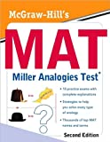 img - for McGraw-Hill's MAT Miller Analogies Test (text only) 2nd(Second) edition by K. Zahler book / textbook / text book