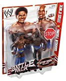 WWE Series 21 Battle Pack: Darren Young vs. Titus ONeil Figure, 2-Pack