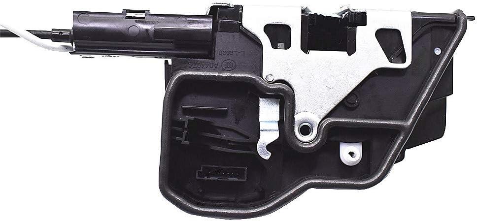 labwork 51217185689 Front Left Driver Soft Close Door Lock Actuator Motor for BMW F10 528i
