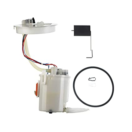 amazon com a premium electric fuel pump module assembly for fordamazon com a premium electric fuel pump module assembly for ford focus 2003 2004 i4 2 0l dohc engine e2326m automotive