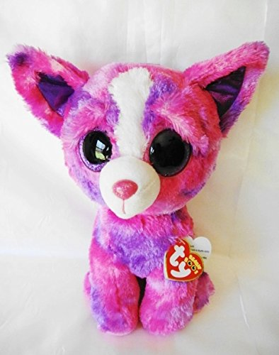 Amazon Com Ty Justice Store Exclusive Dakota The Chihuahua Dog 9