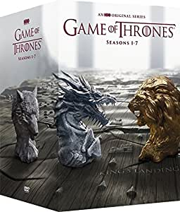 Game of Thrones: The Complete Series Seasons 1-7 DVD Box Set