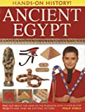 Hands-On History! Ancient Egypt, Philip Steele, 1843229633