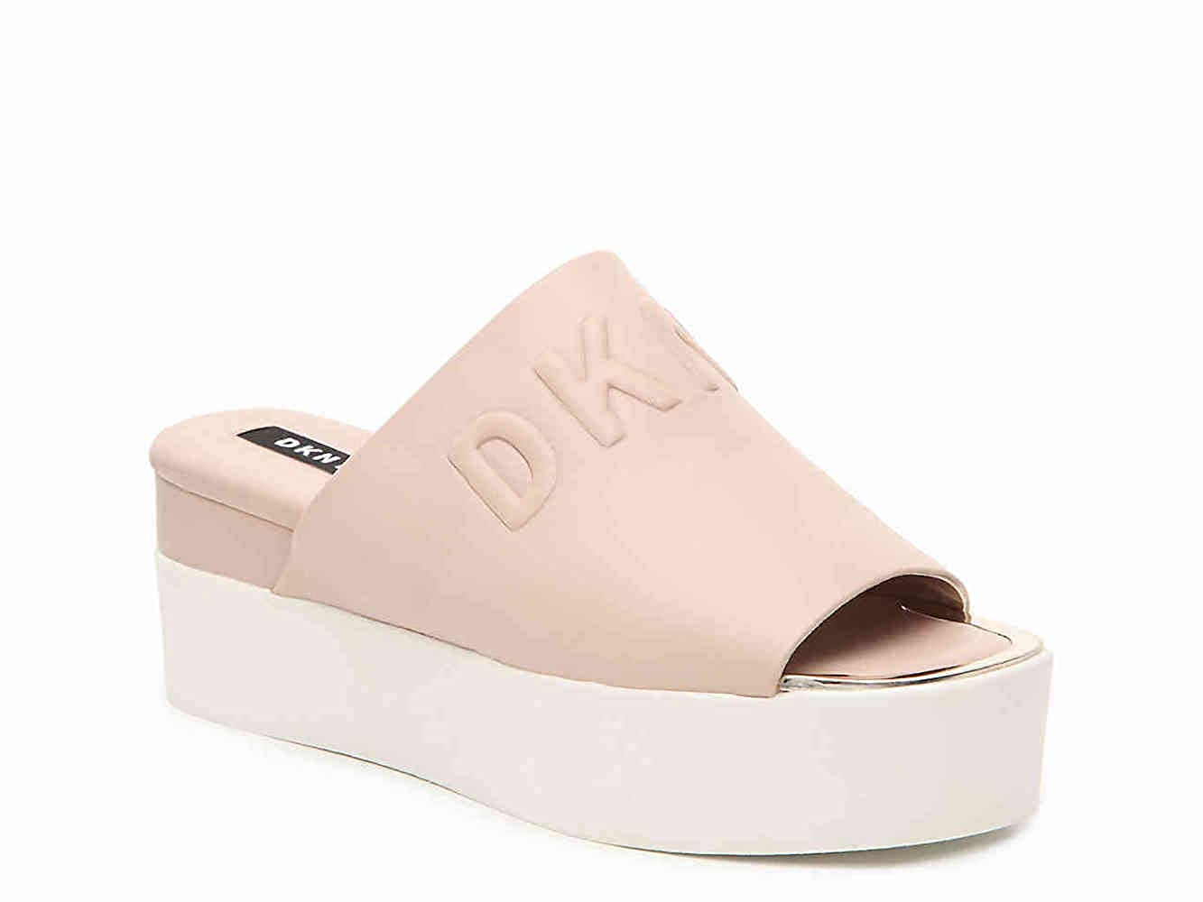 Buy DKNY Womens Covo Open Toe Casual