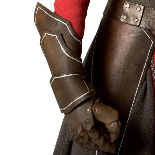 Armor Venue - Dark Elven Leather Armour Package - Dark Brown - Large