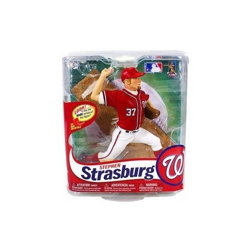 McFarlane MLB Sportspicks Stephen Strasburg Bronze Level Variant (Series 31)